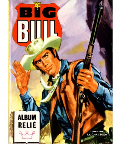 BIG BULL Album N° 44 - BD petit format IMPERIA