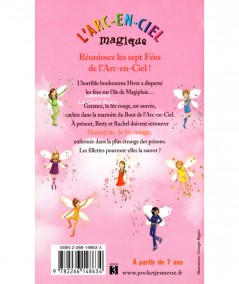 L'arc-en-ciel magique T2 : Clémentine la fée orange (Daisy Meadows) - Pocket jeunesse N° 1431