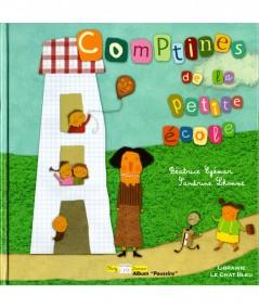 Comptines de la petite école (Béatrice Egémar, Sandrine Lhomme) - Editions CPE
