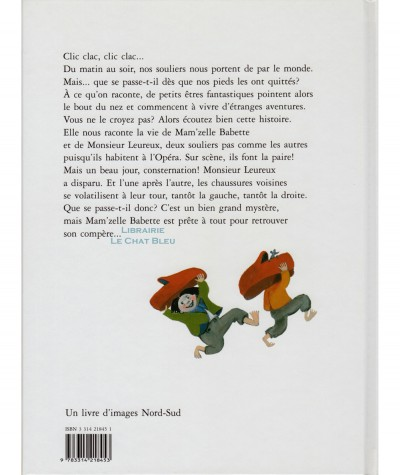 Dans mes petits souliers (Susanne Vettiger, Maria Blazejovsky) - Editions Nord-Sud