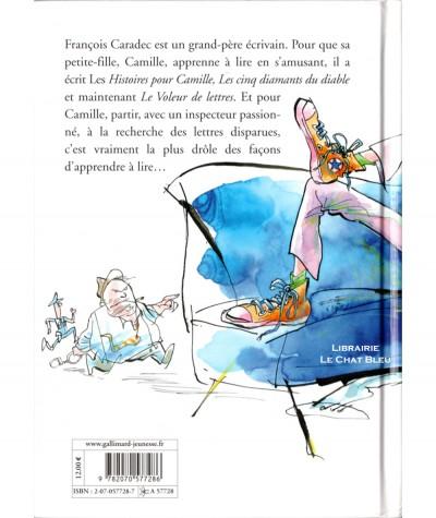 Le Voleur de lettres (François Caradec) - Collection Giboulée - Gallimard