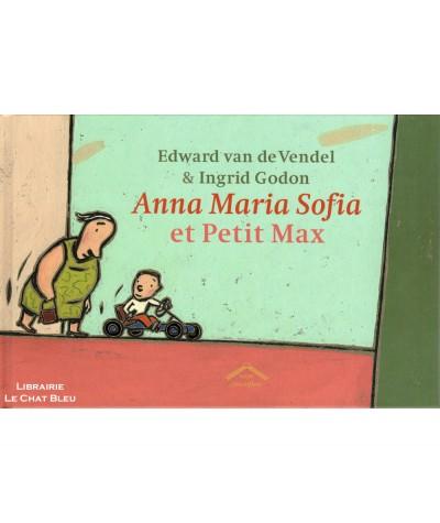 Anna Maria Sofia et Petit Max - Album Circonflexe