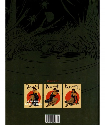 Pin-up T1. (Philippe Berthet, Yann) - BD Editions Dargaud