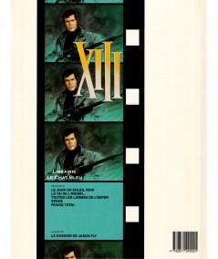 XIII T1 : Le jour du soleil noir (Jean Van Hamme, William Vance) - BD Dargaud