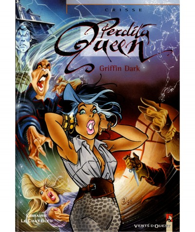 Perdita Queen : Griffin Dark (Crisse) - BD Vents d'Ouest