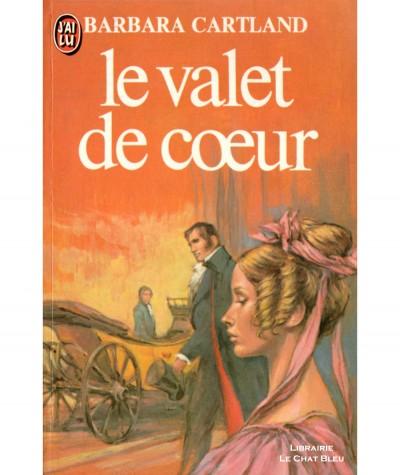 Le valet de coeur (Barbara Cartland) - J'ai lu N° 1166