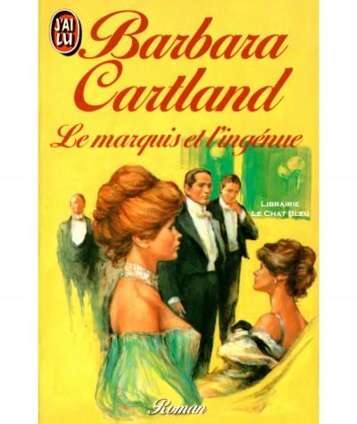 Le marquis et l'ingénue (Barbara Cartland) - J'ai lu N° 2068