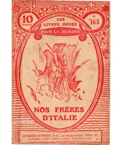 Nos frères d'Italie (Charles Guyon) - Les livres roses pour la jeunesse N° 165