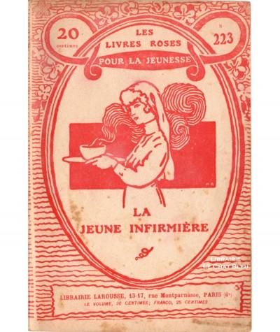 La jeune infirmière (Henri Pellier) - Les livres roses pour la jeunesse N° 223