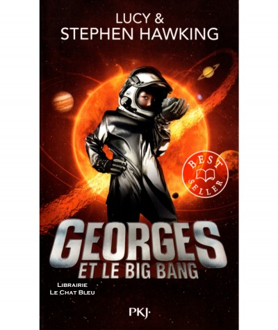 Georges et le big bang (Lucy & Stephen Hawking) - Pocket Jeunesse N° 2790