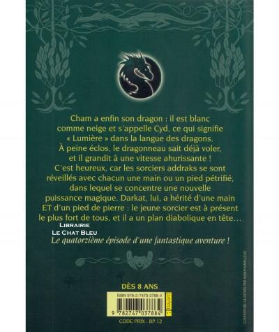 Les dragons de Nalsara T14 : Magie noire et dragon blanc (Marie-Hélène Delval) - Bayard Jeunesse