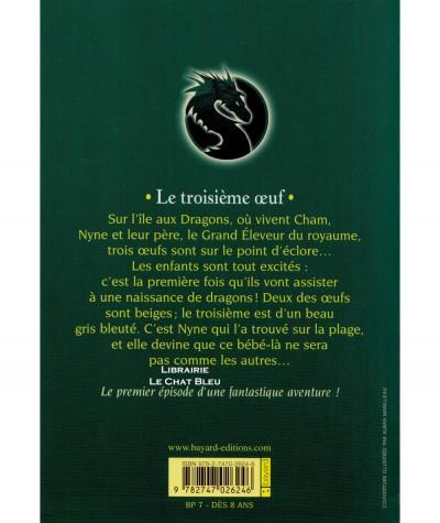 Les dragons de Nalsara T1 : Le troisième oeuf (Marie-Hélène Delval) - Bayard Jeunesse
