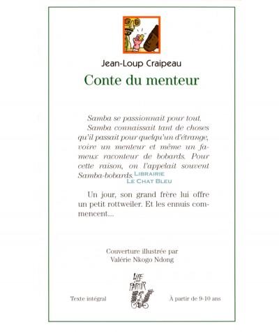 Conte du menteur (Jean-Loup Craipeau) - Editions Lire C'est Partir
