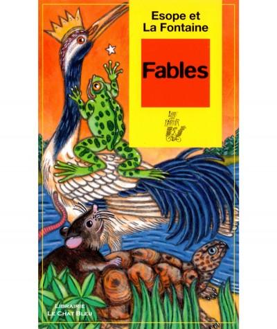 Fables (Esope, Jean de La Fontaine) - Editions Lire C'est Partir