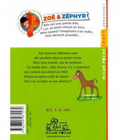 Zoé & Zéphyr T4 : Des bébés par milliers (Béatrice Masini) - Milan Poche Cadet N° 191
