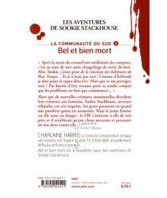 La communauté du Sud T9 : Bel et bien mort (Charlaine Harris) - Editions J'ai lu