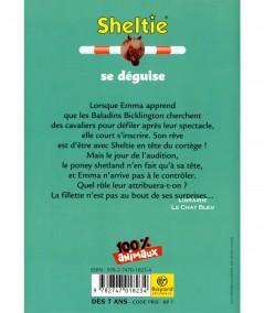 100 % Animaux : Sheltie se déguise (Peter Clover) - BAYARD Poche N° 414