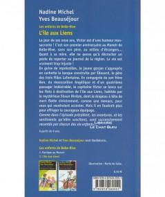 Les enfants de Belle-Rive T2 : L'île aux Liens (Nadine Michel, Yves Beauséjour) - ALICE Jeunesse