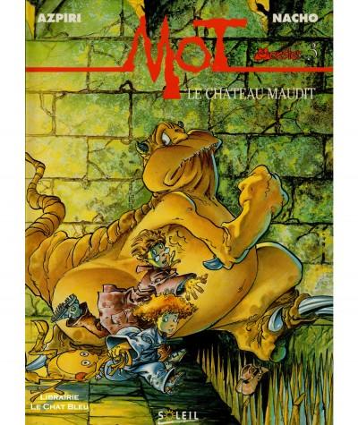 MOT Monster T3 : Le château maudit (Azpiri, Nacho) - BD Soleil Productions