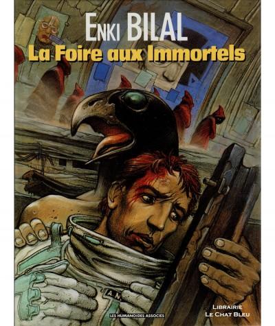 Trilogie Nikopol T1 : La Foire aux Immortels (Enki Bilal) - Les Humanoïdes Associés