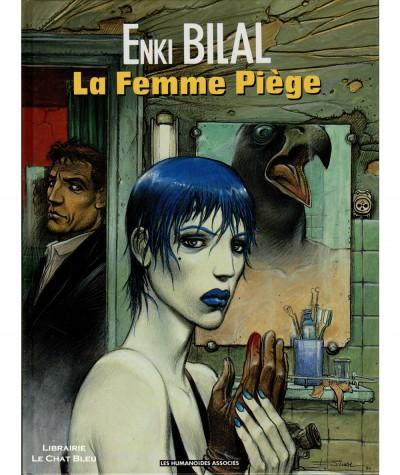 Trilogie Nikopol T2 : La Femme Piège (Enki Bilal) + 2 pages du journal Libération de 1993