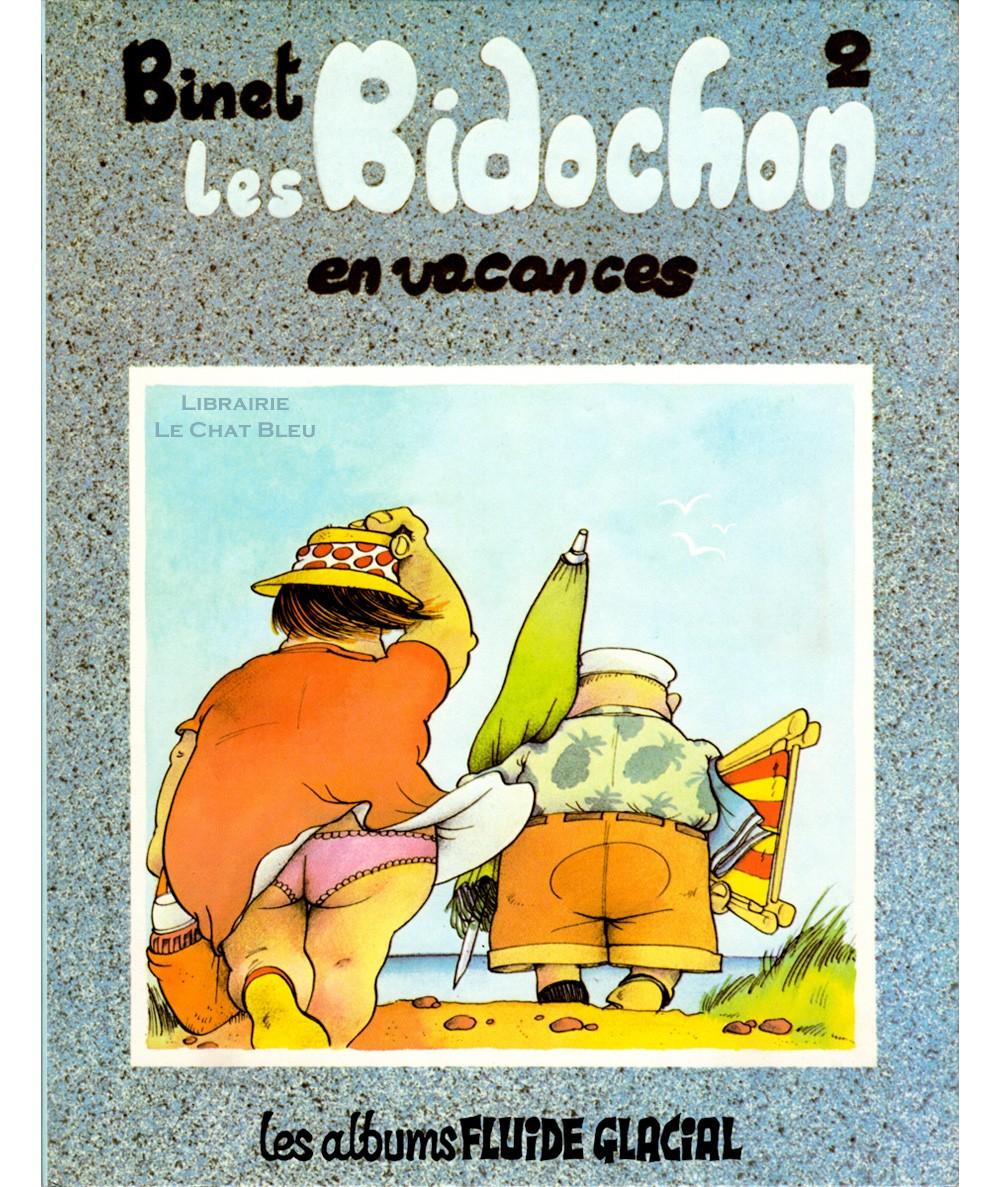 Les Bidochon T2 : En vacances (Binet) - Les Albums Fluide Glacial