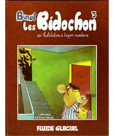 Les Bidochon T3 : Les Bidochon en habitation à loyer modéré (Binet) - Les albums Fluide Glacial