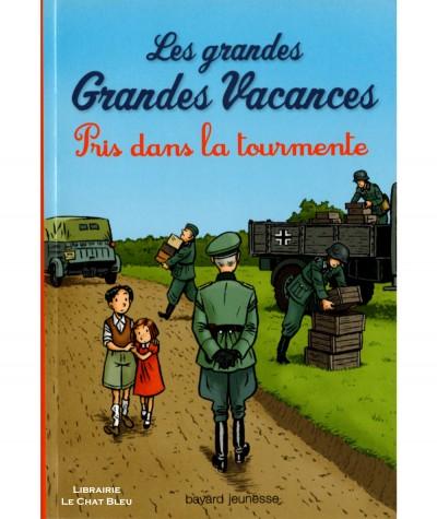 Les grandes Grandes Vacances T2 : Pris dans la tourmente (Michel Leydier) - Bayard jeunesse