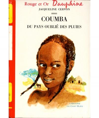 Coumba du pays oublié des pluies (Jacqueline Cervon) - Rouge et Or Dauphine N° 4.325
