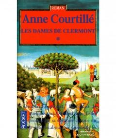 Les Dames de Clermont T1 (Anne Courtillé) - Pocket N° 4283
