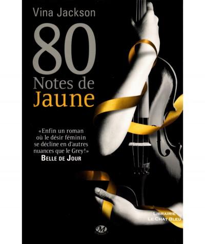 80 Notes T1 : 80 Notes de Jaune (Vina Jackson) - Milady Romantica