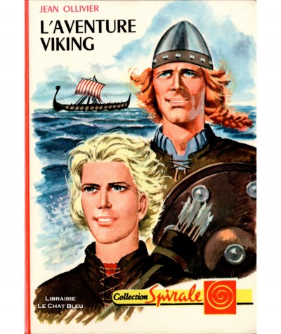 L'aventure viking (Jean Ollivier) - Collection Spirale N° 345
