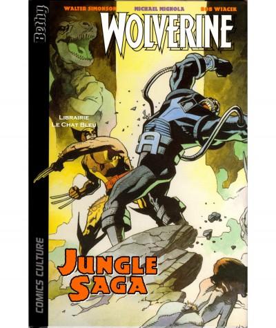 Wolverine T1 : Jungle Saga (Walter Simonson, Michael Mignola) - Comics Culture