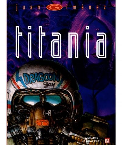 Titania (Juan Giménez) - BD Comics USA