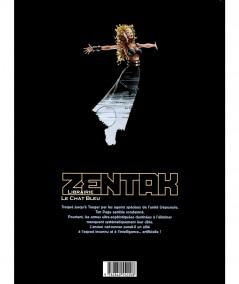 ZENTAK T2 : Les roches bleues (Jean-Pierre Pécau, Def) - Editions Delcourt