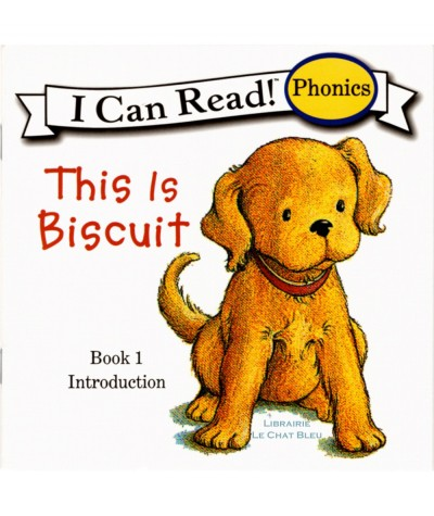 I Can Read ! with Biscuit : This is Biscuit (Alyssa Satin Capucilli, Pat Schories)