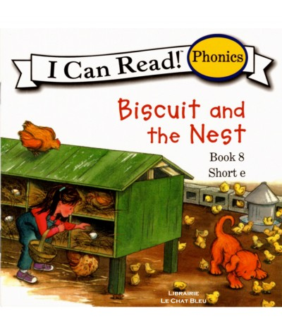 I Can Read ! with Biscuit : Biscuit and the Nest (Alyssa Satin Capucilli, Pat Schories)
