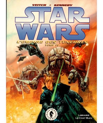 STAR WARS T4 : L'empire des ténèbres (Tom Veitch, Cam Kennedy) - Dark Horse France
