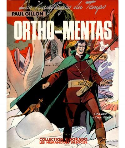 Les Naufragés du Temps T8 : Ortho-Mentas (Paul Gillon) - Les Humanoïdes Associés