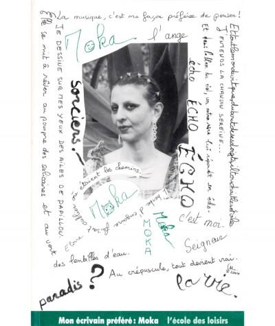 Mon écrivain préféré : Moka (Sophie Chérer) - Editions l'école des loisirs