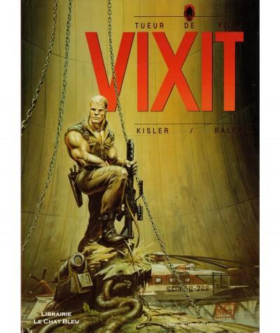 VIXIT, Tueur de ville (Ralph, Jean-Marc Kisler) - Editions Vents d'Ouest