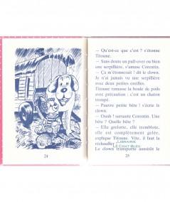 Titoune le petit clown (Ann Rocard) - Club Benjamin N° 11 - Editions Cerf-Volant