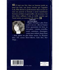 La Sorcière de Bouquinville (Régine Deforges) - Albin Michel