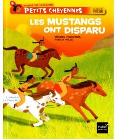 Petits cheyennes : Les mustangs ont disparu (Michel Piquemal) - Hatier Jeunesse