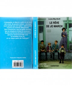 Les quatre filles du docteur March T3 : Le rêve de Jo March (Louisa May Alcott) - Editions Casterman