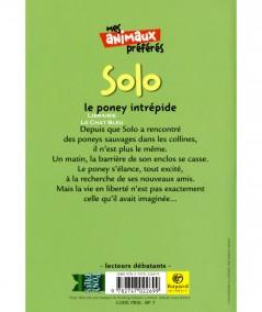 100 % Animaux : Solo le poney intrépide (Jenny Dale) - Bayard poche N° 617