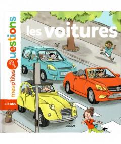 Mes p'tites questions : Les voitures - MILAN Jeunesse