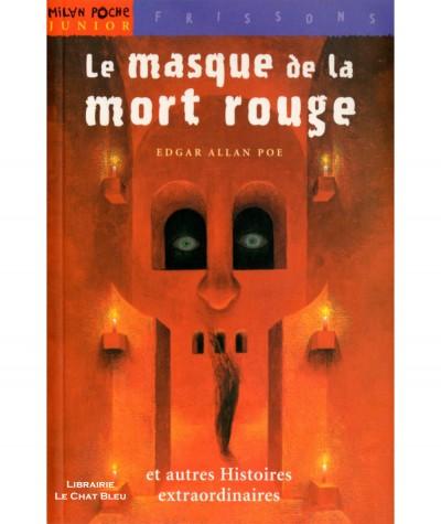 Le masque de la mort rouge et autres Histoires extraordinaires (Edgar Allan Poe) - MILAN Poche N° 24