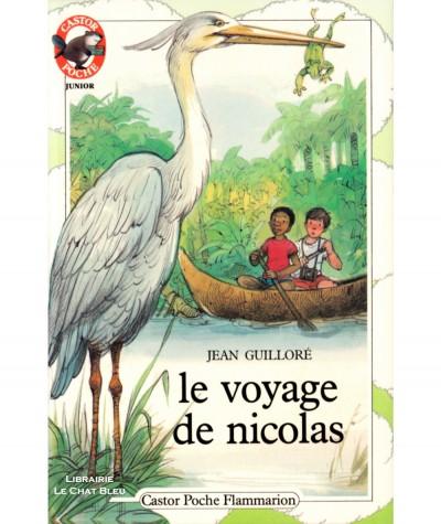 Le voyage de Nicolas (Jean Guilloré) - Castor Poche N° 133