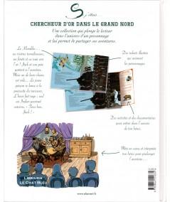 Chercheur d'or dans le Grand Nord (Yves Pinguilly, Bruno Pilorget) - Album jeunesse L'élan vert